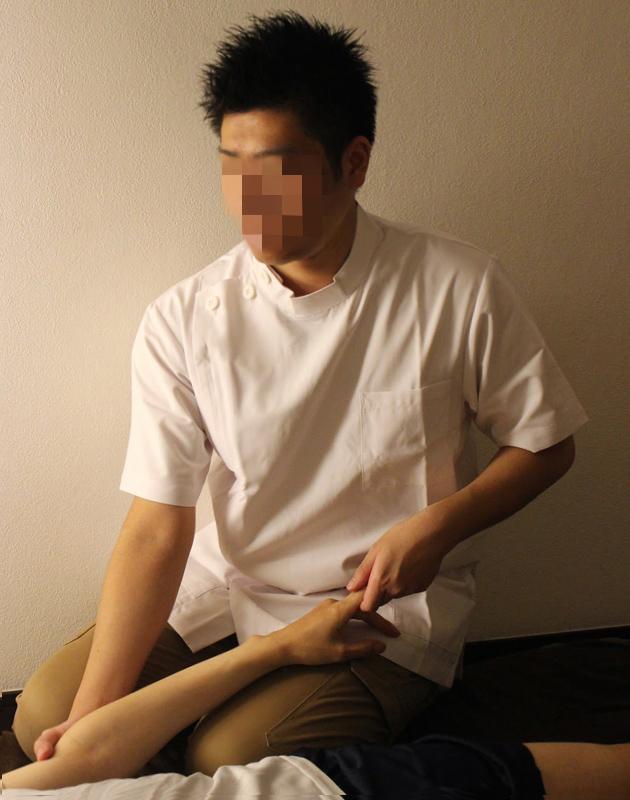 仙台ゲイマッサージ癒しの手 ぬくもり 久保田大和(クボタヤマト)